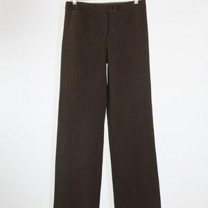 Brown  CHICO'S dress pants 0 XS 4